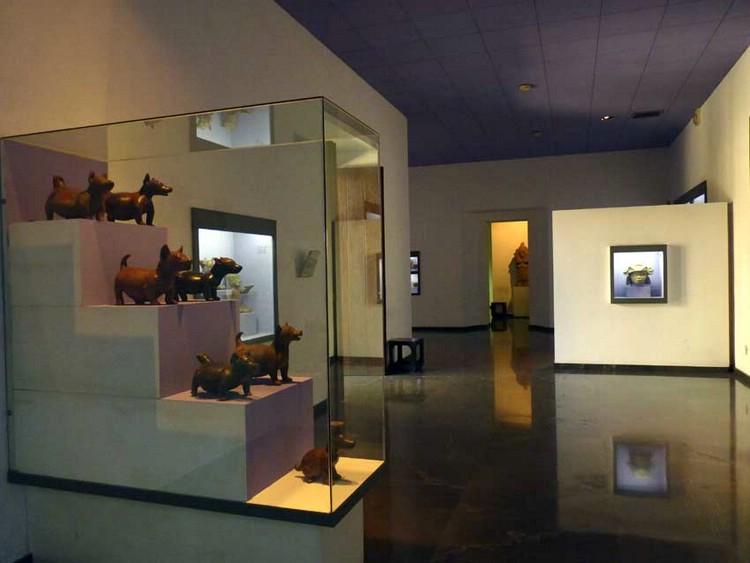 066 Museo Rufino Tamayo - Oaxaca