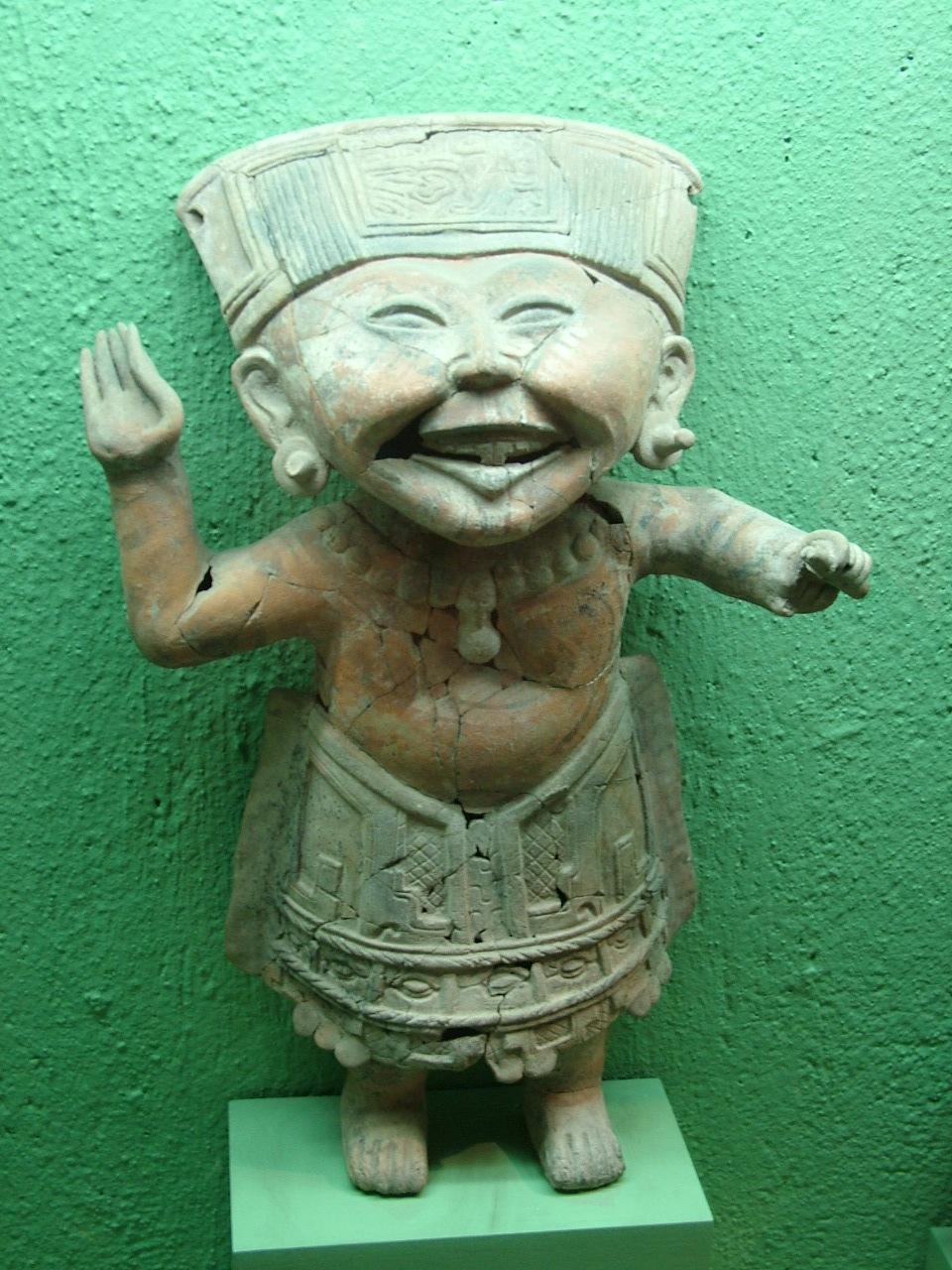 Danza del emperador Moctezuma, 1763
