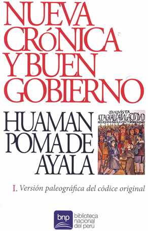Nueva Cronica y Buen Gobierno_Guaman Poma